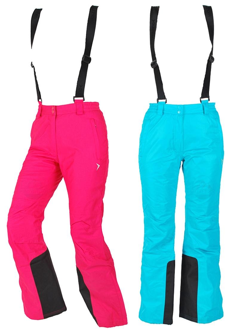 spodnie narciarskie damskie softshell duże rozmiary