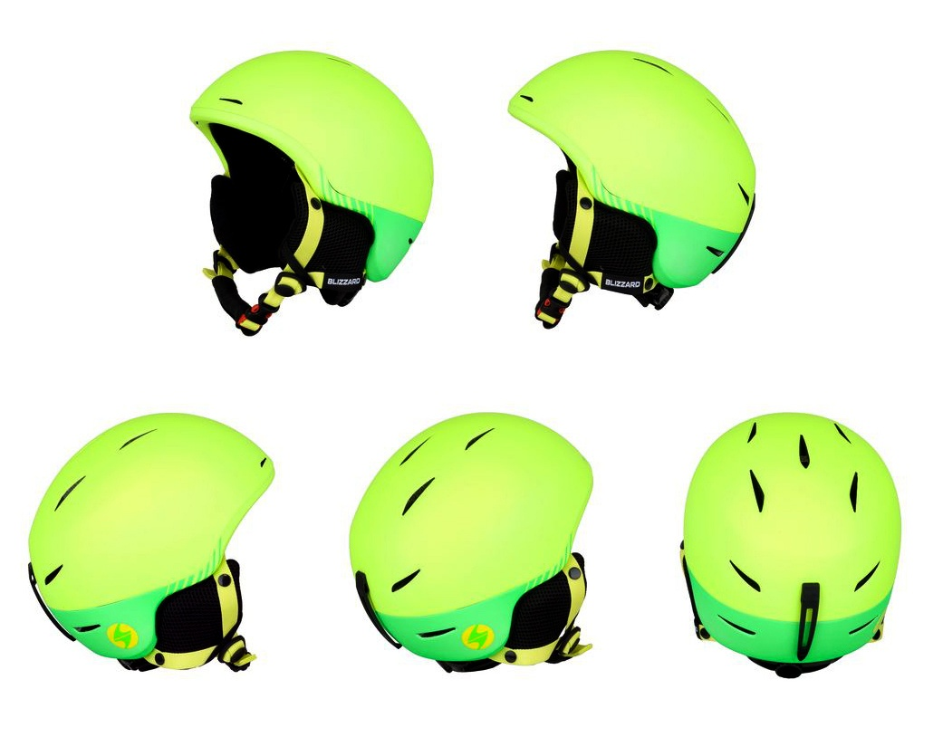 Kask narciarski Speed Junior 51-54